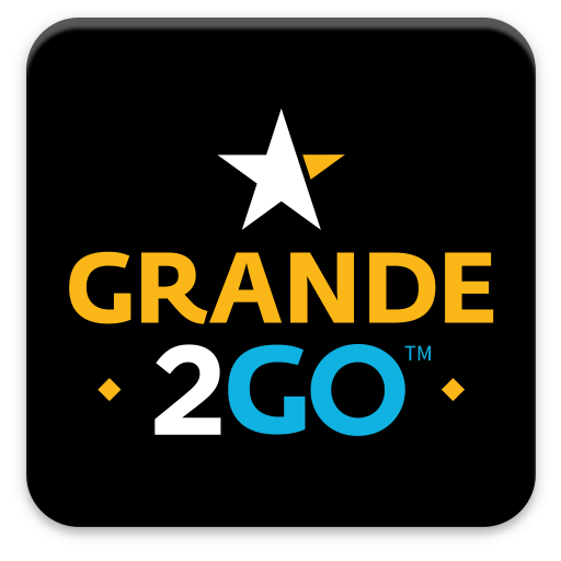Grande Mobile Application logo Design