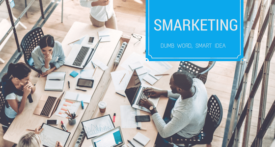 What is Smarketing?