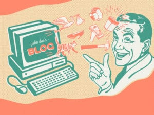 Blog content is not the only content you need.